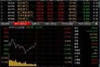 今日午盘:银行券商分化 大盘跌幅收窄至0.11%