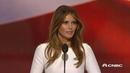 特朗普妻子亮相共和党大会