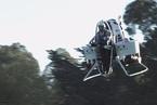 世界上首款会飞的高尔夫球车