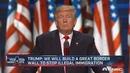 """特朗普重申在边境""""建墙""""主张"""