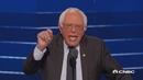 桑德斯民主党大会演讲:希拉里必须当总统