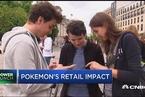 Pokemon Go真的帮了零售和餐饮店