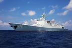 南海舰队军政主官等五人晋升海军中将
