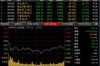 今日收盘:银行股一枝独秀 大盘八月开局跌0.87%