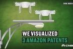 """亚马逊的三项""""脑洞""""专利"""