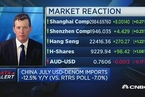 法兴:中国贸易数据显示经济仍在减速