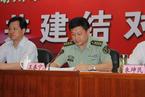 第12集团军军长王春宁少将任北京卫戍区司令员