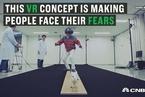 VR游戏体验:拯救悬在半空的猫