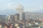 中国驻吉尔吉斯斯坦大使馆遇袭 至少1死3伤