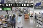 下次购物迎接你的可能就是机器人了