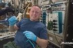用3D打印在太空制造航天零件