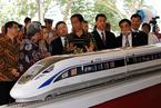敲定雅万高铁45亿美元贷款 印尼总统抽空访牛街