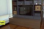 这套智能家居系统能一秒把客厅变卧室