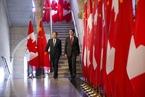 李克强访加 两国探索自贸协定