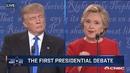 【美国大选辩论】希拉里抨击特朗普的涓滴经济政策