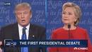【美国大选辩论】特朗普:希拉里公布被删邮件我就公开税单