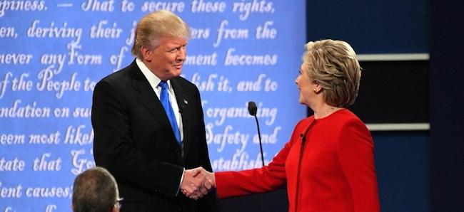 2016美国总统大选