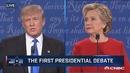 【美国大选辩论】特朗普:中国贬值上瘾 我们要重谈贸易协定