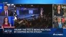 【美国大选辩论】CNBC评特朗普首场表现