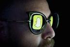 SnapChat做硬件了:一副智能眼镜