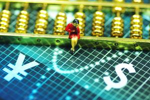 中国抛售美债是为支撑人民币汇率?