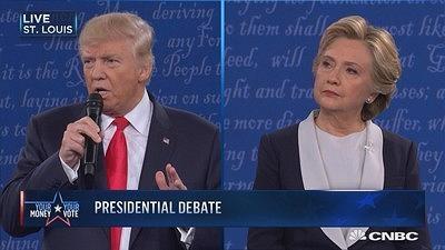 【美国大选辩论第二场】特朗普回应侮辱女性言论
