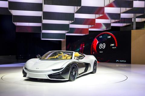 长城华冠:2017年将是新能源汽车拐点