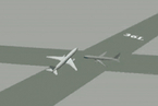 空管指挥失误 上海虹桥两架飞机险碰撞