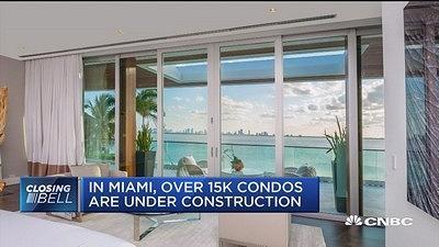 迈阿密豪华公寓价格暴跌