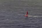 搜救队发现帆船,尚未找到郭川