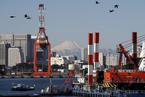 日本进口增速时隔两年首次转正
