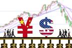 人民币兑美元中间价调升100多个基点 刷新近一年高位