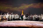 歌剧《战争与和平》背后