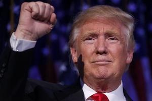 """特朗普选定财长和商务部长 被指""""任人唯亲"""""""