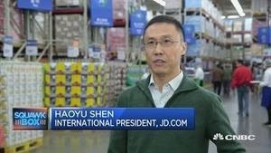 京东高管:中国消费者现在想买高质量产品了