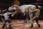 更逼真的日本恐龙机器人