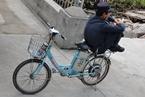 禁摩限电后 深圳为电动自行车建充电桩
