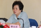 61岁曲淑辉去职国家民委纪检组长