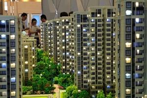 楼市观察 11月北京新房成交量跌逾3成