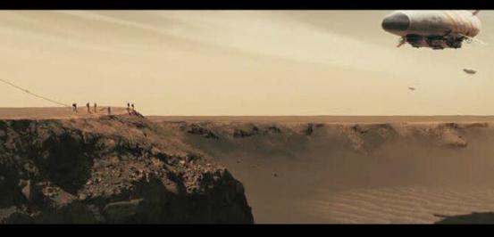 《漫游者》:硬科技征服太阳系,太空电梯,宇宙跳伞将成现实