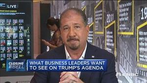安永CEO:特朗普任内企业并购欲望仍将高涨