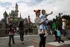 香港迪士尼宣布斥百亿扩建