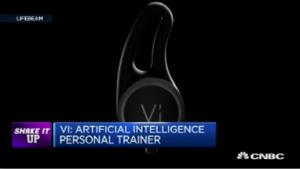 世界第一款人工智能私人健身教练