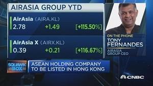 亚航CEO谈公司未来IPO计划