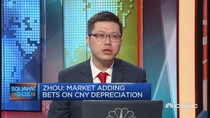 分析人士:中国央行现在不必干预汇率