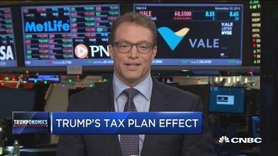 特朗普税收计划令美国富人未雨绸缪