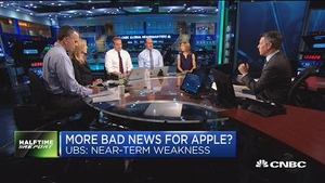 瑞银:预计iPhone近期销量疲软