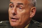 特朗普将提名退休将军任国土安全部长