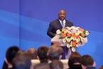 加蓬总统:中非合作基于双赢,并非新殖民主义