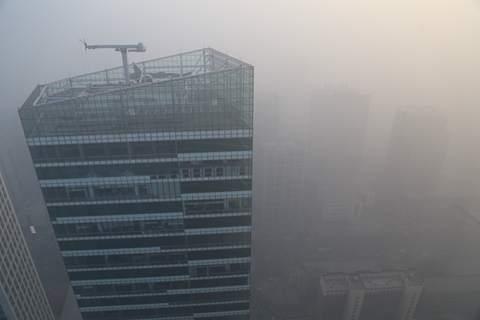 雾霾又要来 京津冀的天空谁更灰?